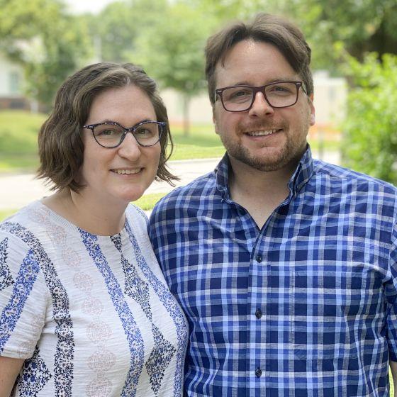 Adoptive Family - Anthony & Kari