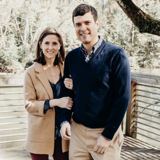 Adoptive Family - Jason & Sarah