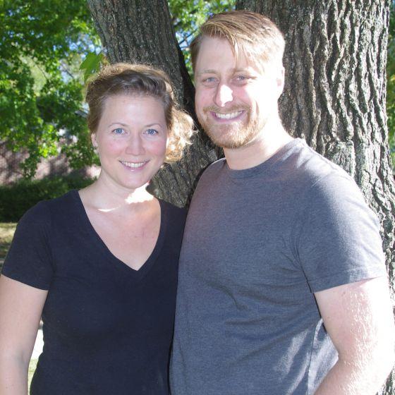 Adoptive Family - Adam & Dru