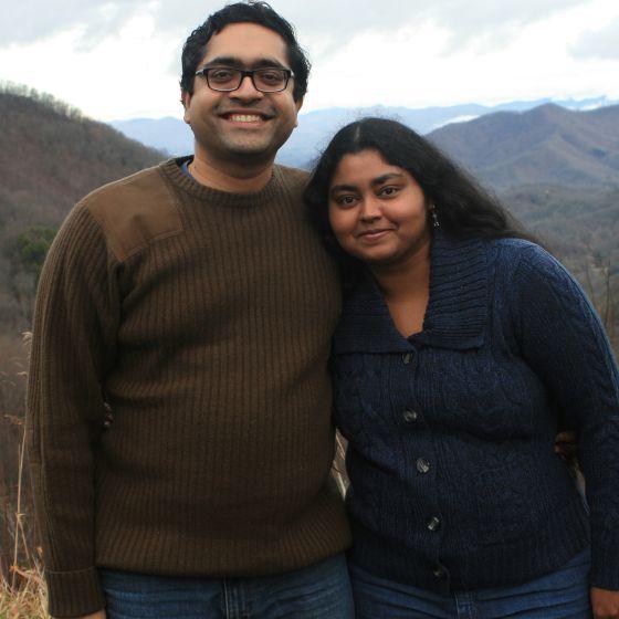 Adoptive Family - Vinod & Priti