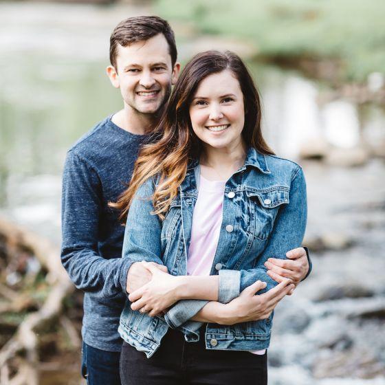 Adoptive Family - Chris & Amanda