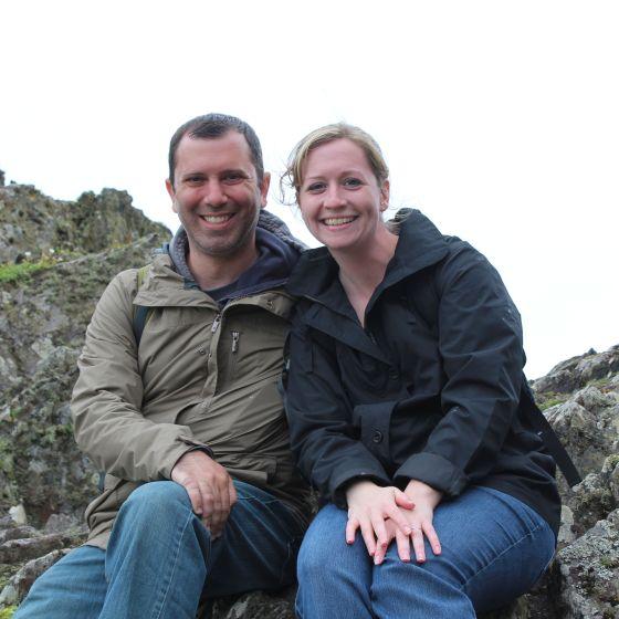 Adoptive Family - Matt & Briaghn