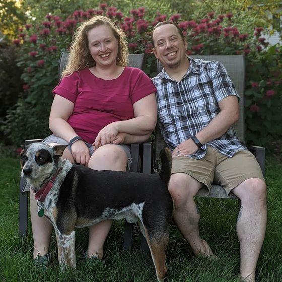 Adoptive Family - Chris & Erika