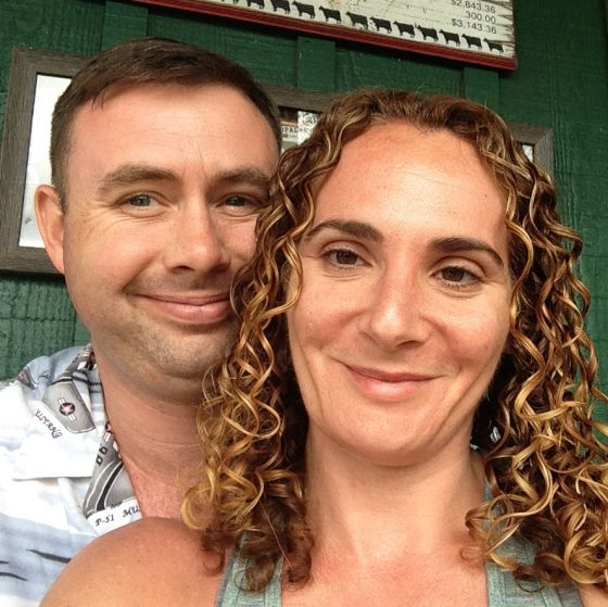 Adoptive Family - Mark & Sheri