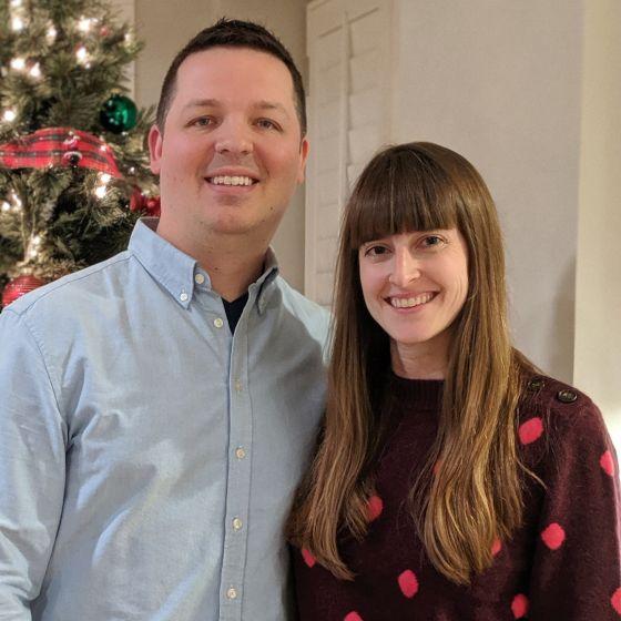 Adoptive Family - Nick & Liz