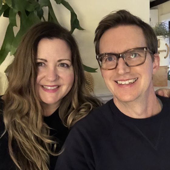 Adoptive Family - Earnest & Wendy