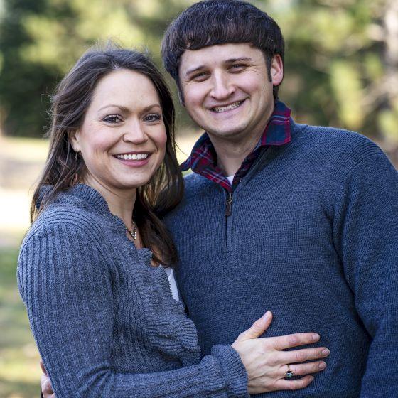Adoptive Family - Brant & Melissa