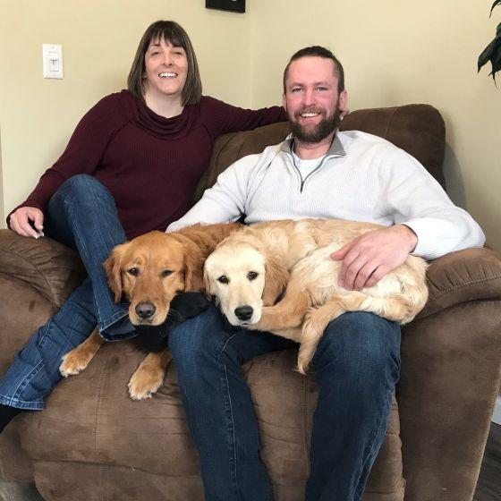 Adoptive Family - Matt & Tricia
