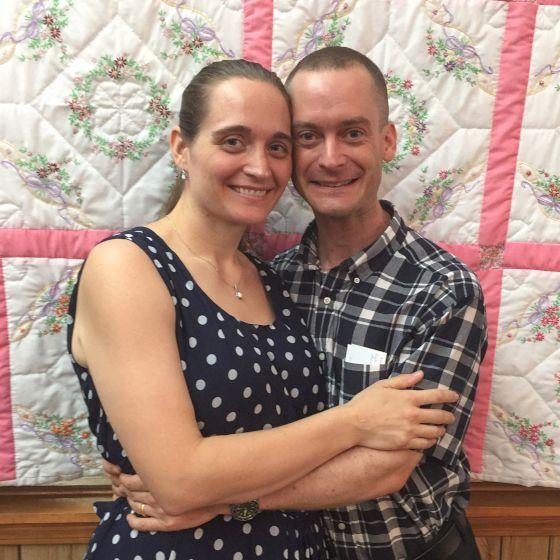 Adoptive Family - Joshua & Brandi