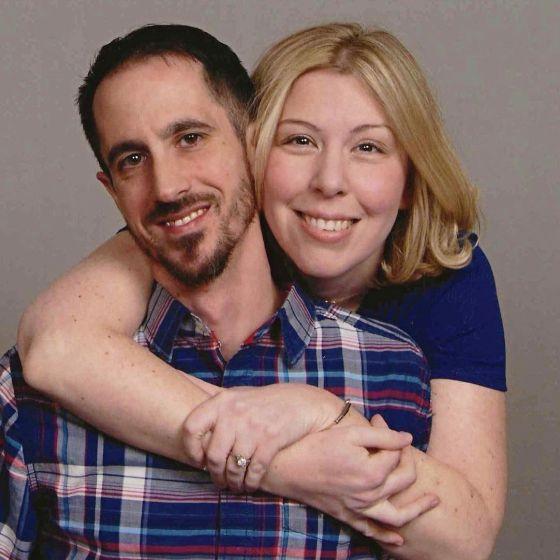 Adoptive Family - Ben & Jen