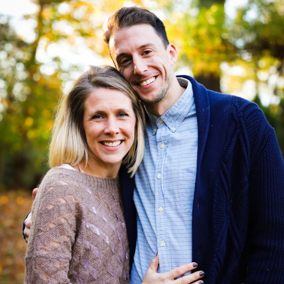 Adoptive Family - Ben & Lauren