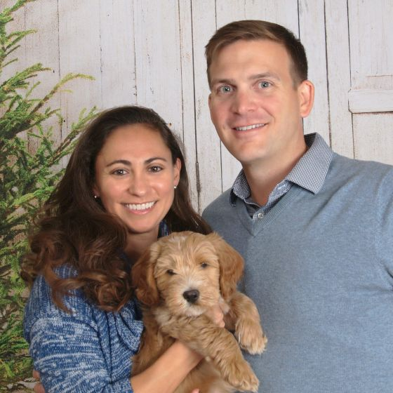 Adoptive Family - Edward & Alissa