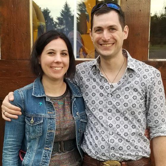 Adoptive Family - Andrew & Katie