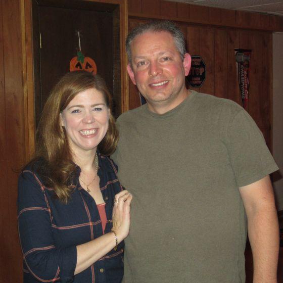 Adoptive Family - Dan & Maureen