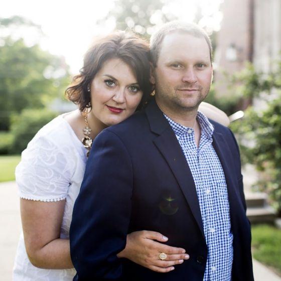 Adoptive Family - Chad & Meredith