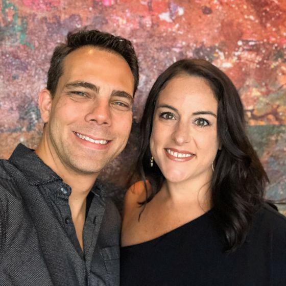 Adoptive Family - Jason & Amy