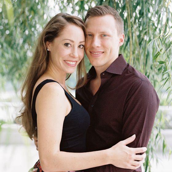 Adoptive Family - Matt & Laura
