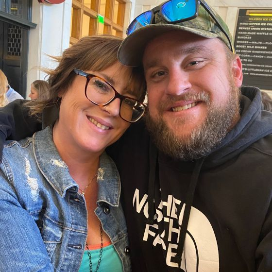 Adoptive Family - Bryan  & Jess