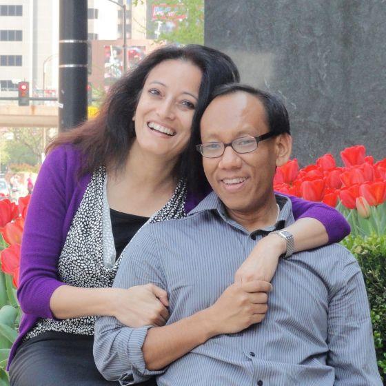 Adoptive Family - Bimbi & Pori