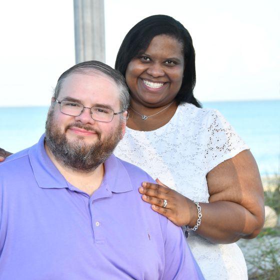 Adoptive Family - David & Leslie
