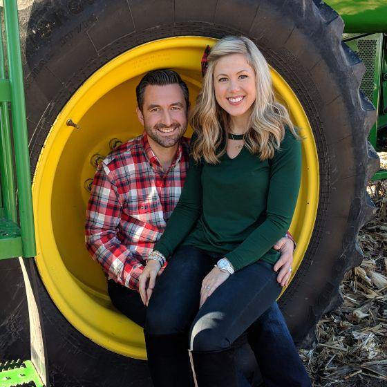 Adoptive Family - Mike & Erin