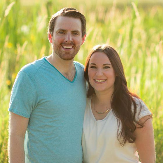 Adoptive Family - Tyler & Katie