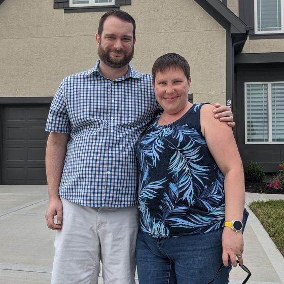 Adoptive Family - Jason & Elizabeth
