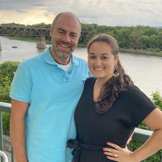Adoptive Family - Mike & Rena