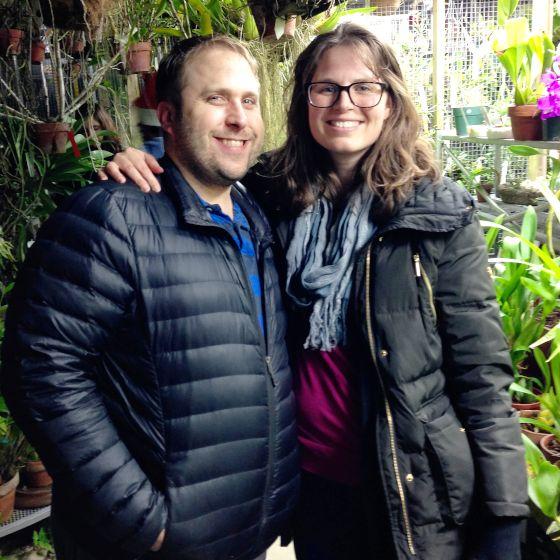 Adoptive Family - Keith & Rebecca