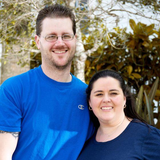 Adoptive Family - Steven  & LeAnn