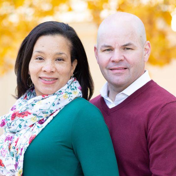 Adoptive Family - Nathan & Jamala
