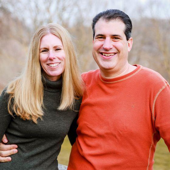 Adoptive Family - Alex & Heather