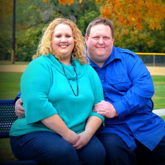 Adoptive Family - Luke & Kim