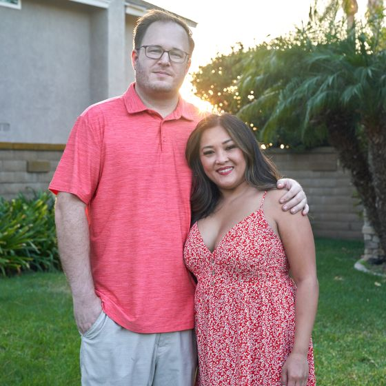 Adoptive Family - Matt & Karen