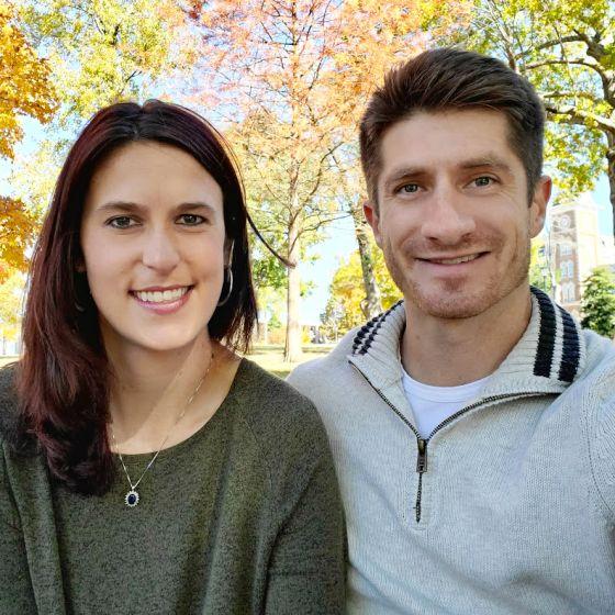 Adoptive Family - Aaron & Allison