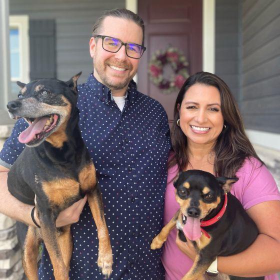 Adoptive Family - Matt & Elena