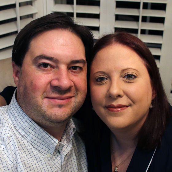 Adoptive Family - Jamey & Megan