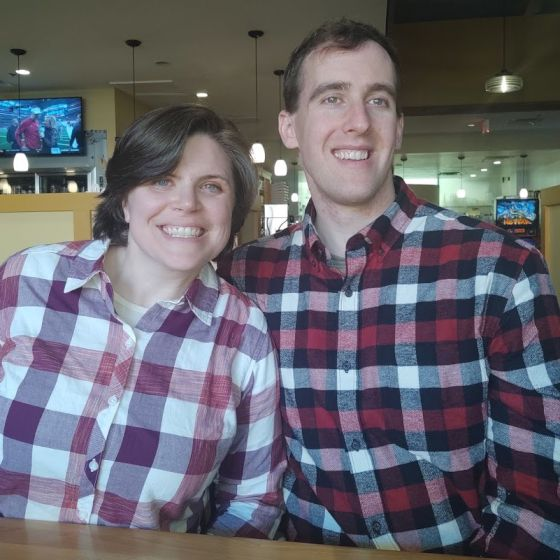 Adoptive Family - Matthew & Maile