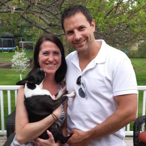 Adoptive Family - Thomas & Jessi