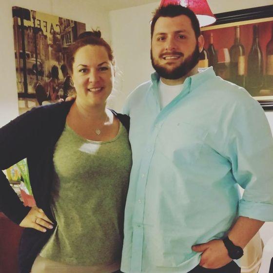 Adoptive Family - Nick & Lori