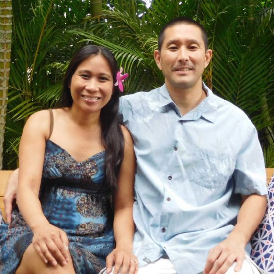 Adoptive Family - Jayson & Rosalyn