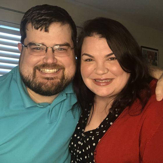 Adoptive Family - Benjamin & Abby