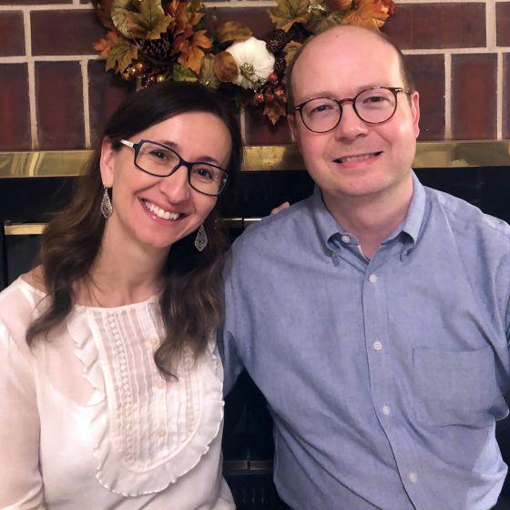 Adoptive Family - Matt & Agata