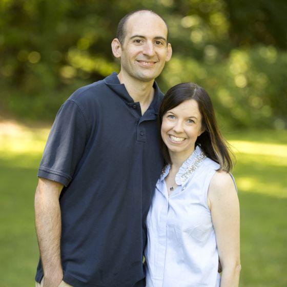 Adoptive Family - Mike & Eryn
