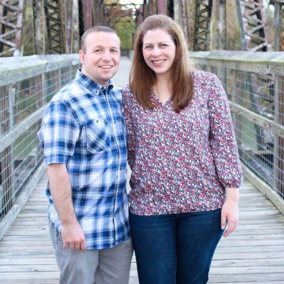 Adoptive Family - Willie & Kayce