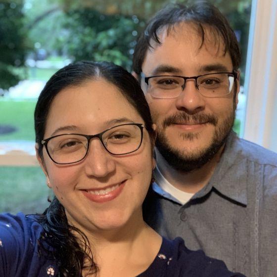 Adoptive Family - Chris & Amy