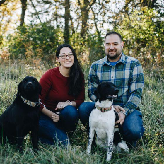 Adoptive Family - David & Hannah