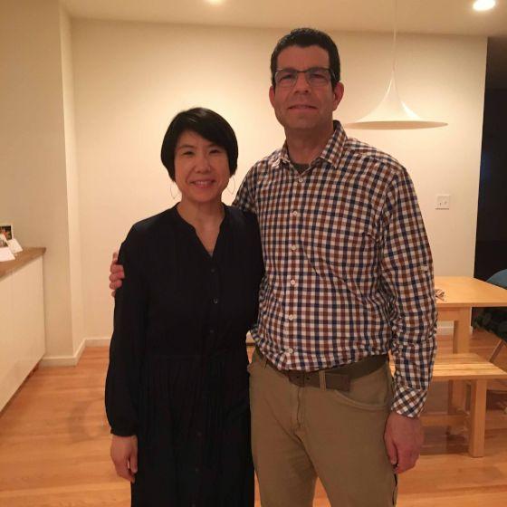 Adoptive Family - Stephan & Miwako