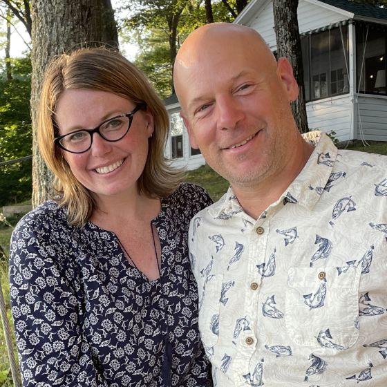 Adoptive Family - Luke & Christy