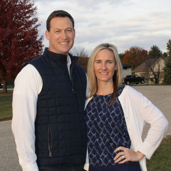 Adoptive Family - Dan & Melissa